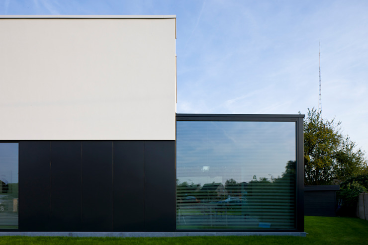 House WR Niko Wauters architecten bvba Будинки