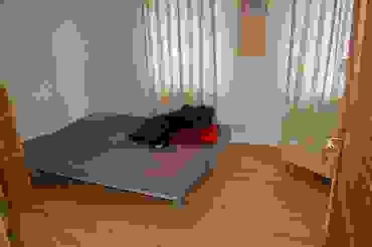 Wohnzimmer vorher von Immotionelles