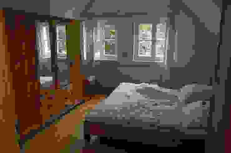 Schlafzimmer vorher von Immotionelles