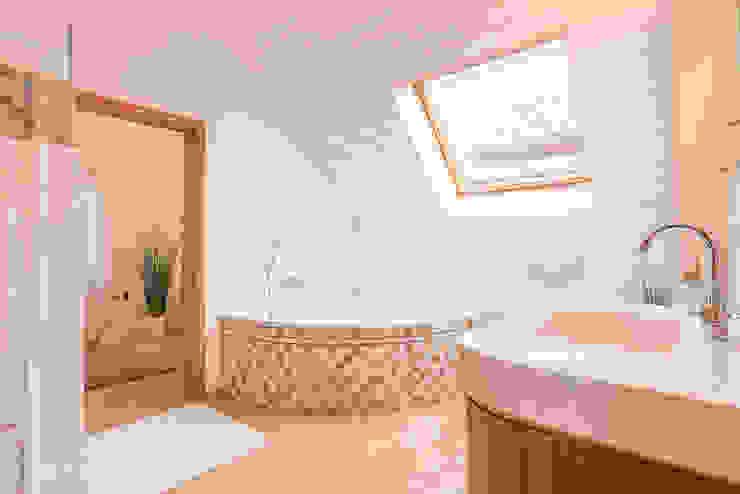 Badezimmer nach dem Home Staging von Immotionelles