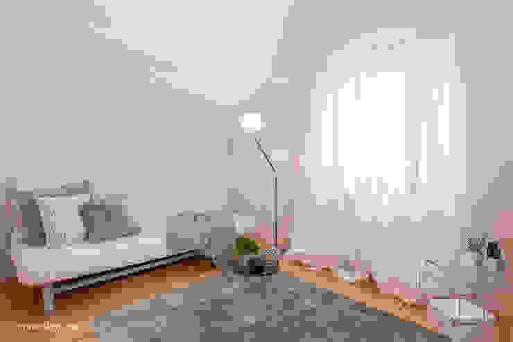 Gästezimmer nach dem Home Staging von Immotionelles