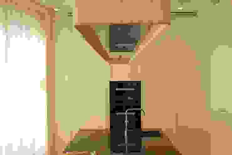 Apartament 250 m kw Nowoczesna kuchnia od Katarzyna Kraszewska Architektura Wnętrz Nowoczesny