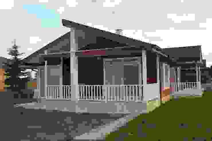 Houses by Kuloğlu Orman Ürünleri, Country