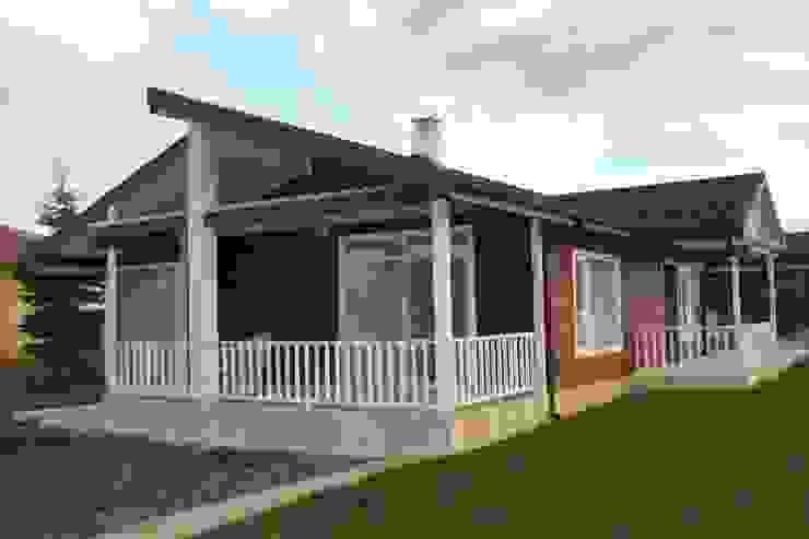 Country style windows & doors by Kuloğlu Orman Ürünleri Country
