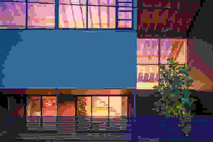 Eclectische huizen van nobuyoshi hayashi Eclectisch