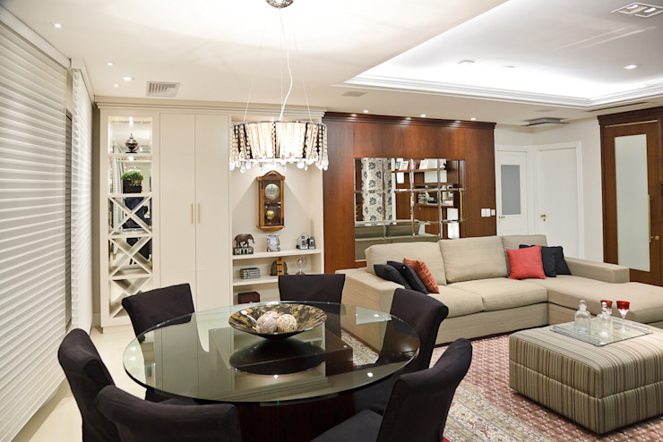Ana Levy | Arquitetura + Interiores Dining roomTables
