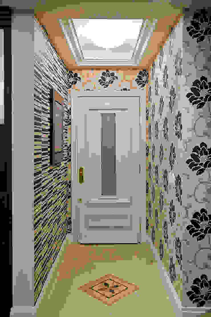 Ana Levy | Arquitetura + Interiores Corridor, hallway & stairs Lighting