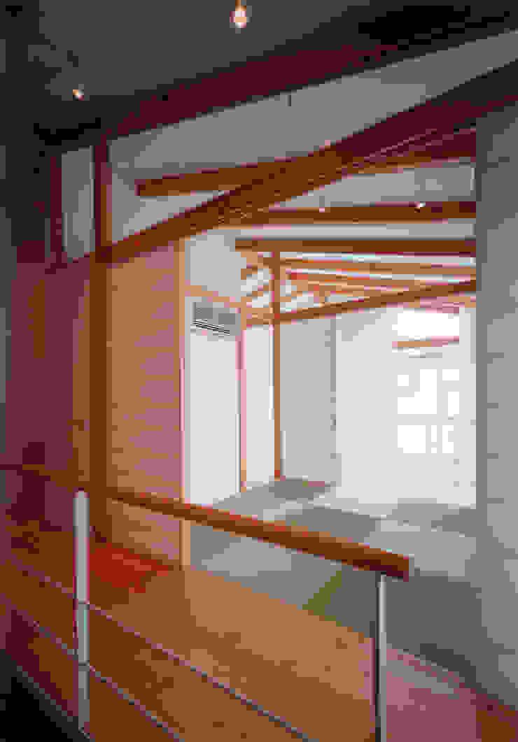 泉川町の家 モダンデザインの 多目的室 の 株式会社 小林恒建築研究所 モダン