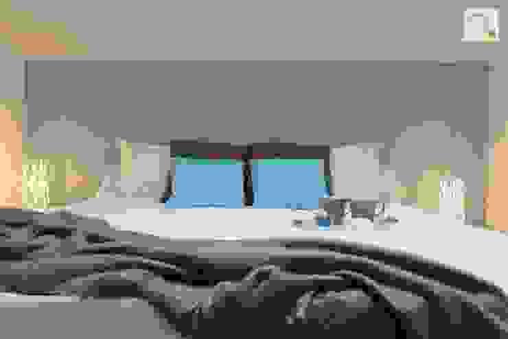 camera zona letto dopo di Charming Home