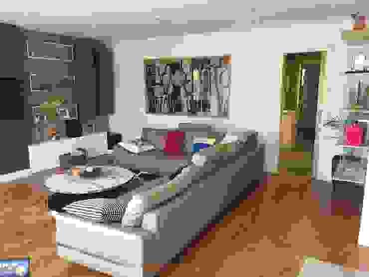 Marc Pérez Interiorismo WohnzimmerSofas und Sessel