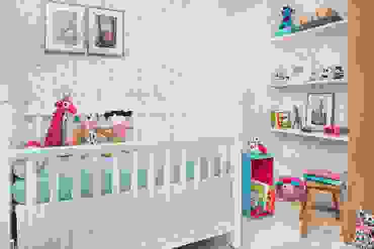 Cores Lovers Dormitorios infantiles de estilo clásico Multicolor