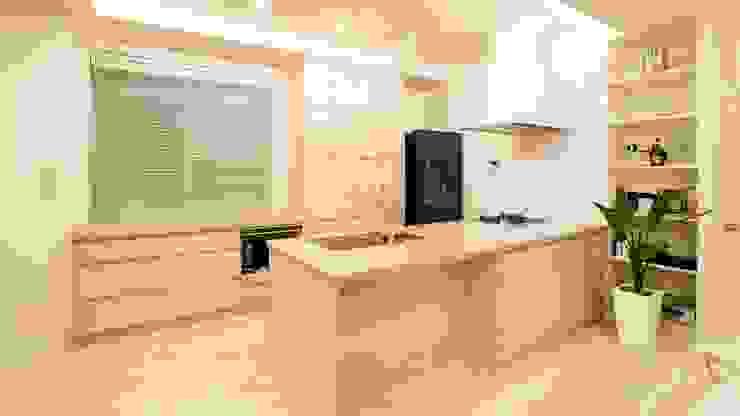 Moderne Küchen von QUALIA Modern