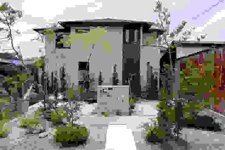 こんなクリート - 写真01: 平山庭店が手掛けた折衷的なです。,オリジナル
