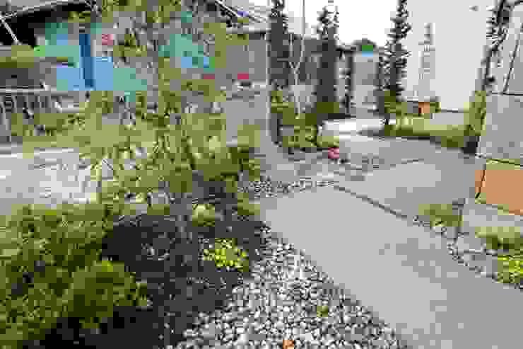 こんなクリート - 写真03: 平山庭店が手掛けた折衷的なです。,オリジナル