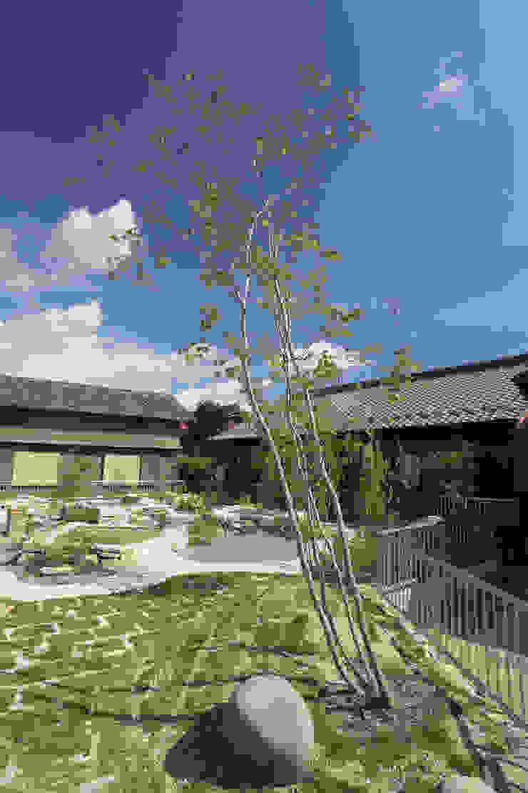 畑ノ庭 - 写真03: 平山庭店が手掛けた折衷的なです。,オリジナル
