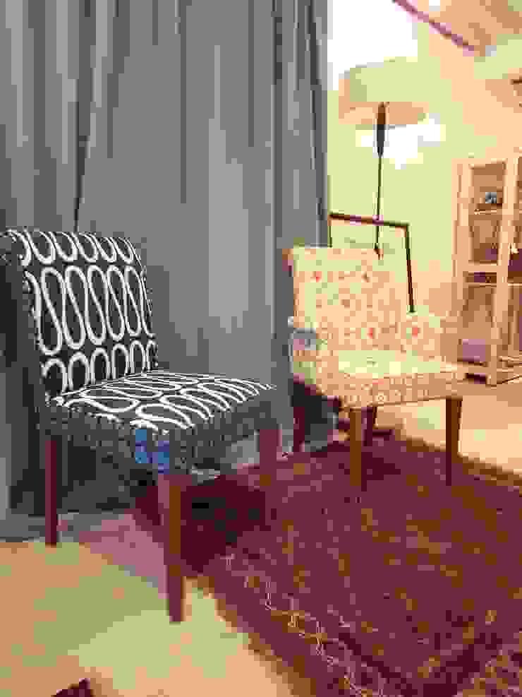 Boris chair&Armchair (株)工房スタンリーズ キッチンテーブル&椅子 綿 青色
