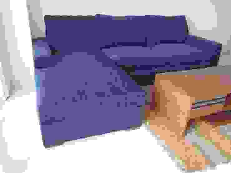 Nancy Couch Set: (株)工房スタンリーズが手掛けた現代のです。,モダン 綿 赤色