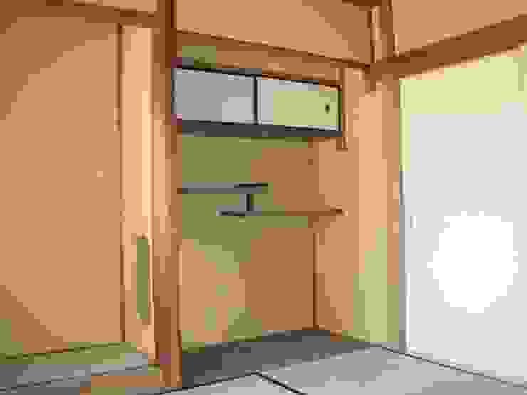 和室 クラシカルな 窓&ドア の 有限会社種村建具木工所 クラシック