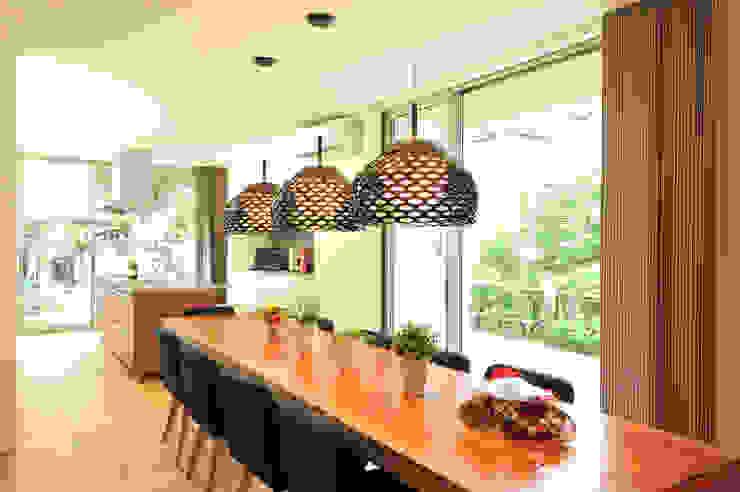 キッチン収納 オリジナルデザインの リビング の ERI設計室 オリジナル