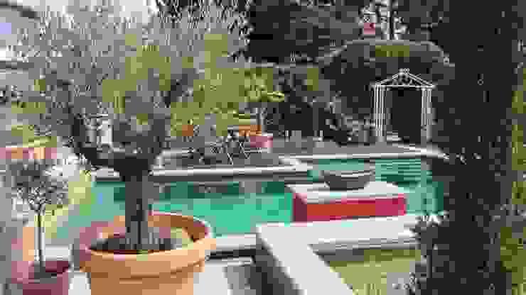 Jardines mediterráneos de Natur & Heim GmbH Mediterráneo Granito