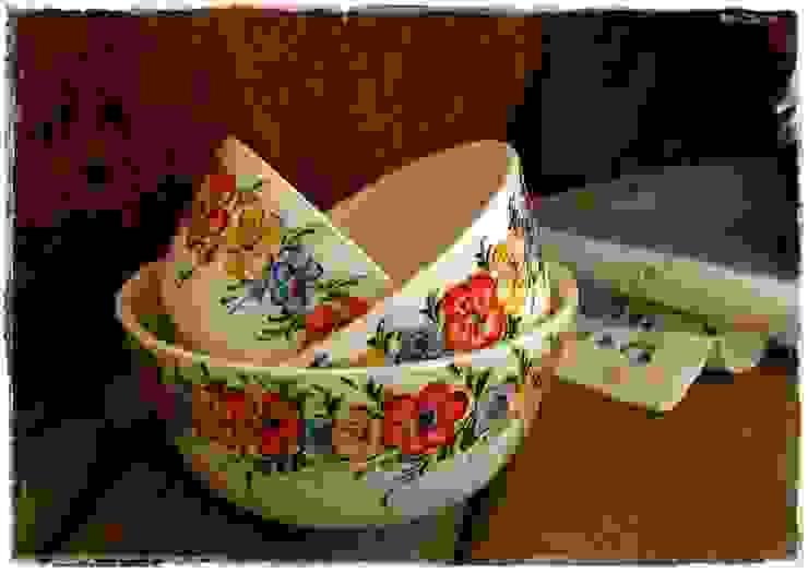 Colecção Romântica Primavera por Memória Lusa Minimalista Cerâmica