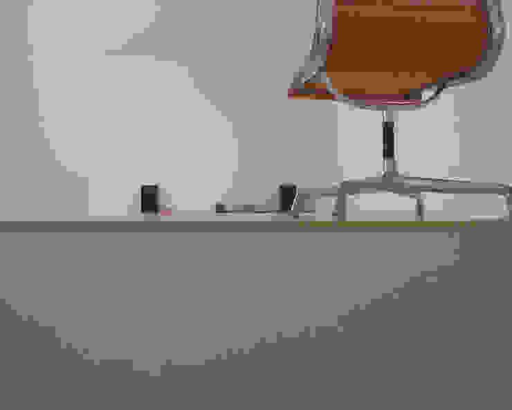 恵庭の住宅 北欧デザインの 子供部屋 の 工藤智央建築研究所 北欧 紙