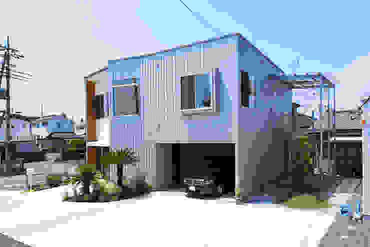 Modern houses by アーキライン一級建築士事務所 Modern