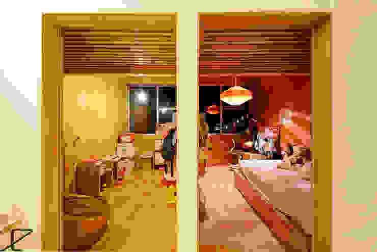HOUSE S モダンデザインの 子供部屋 の アーキライン一級建築士事務所 モダン
