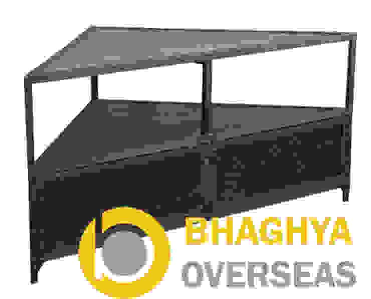INDUSTRIAL IRON CORNER TABLE: industrial  by BHAGHYA OVERSEAS,Industrial