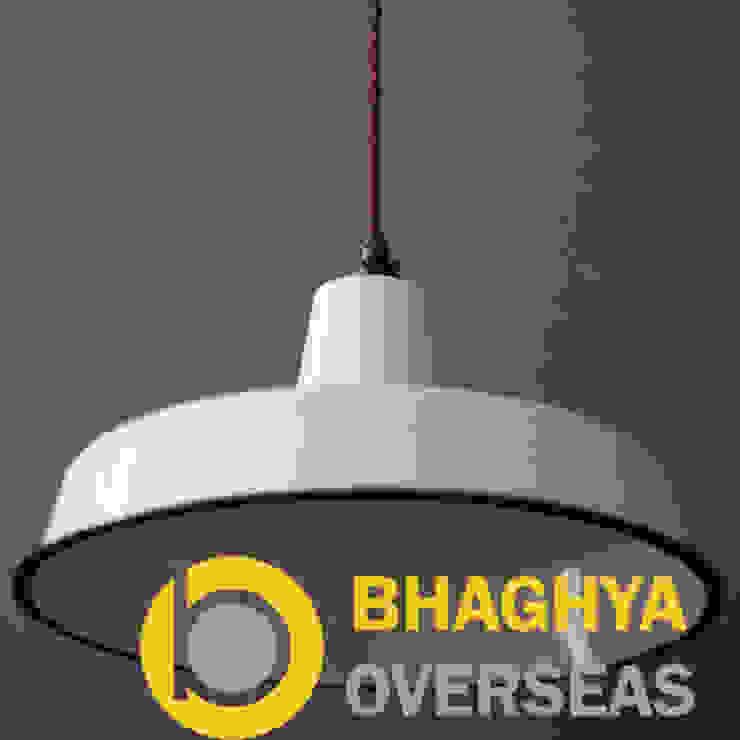 industrial lamp shade: industrial  by BHAGHYA OVERSEAS,Industrial