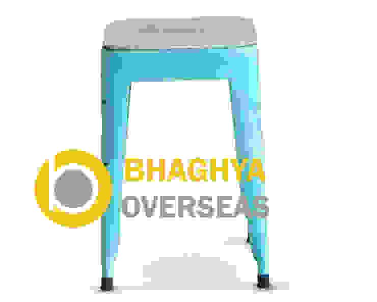 industrial iron stool: industrial  by BHAGHYA OVERSEAS,Industrial
