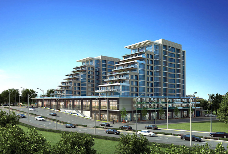 CCT 116 Project in Buyukcekmece Modern Evler CCT INVESTMENTS Modern