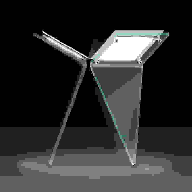 """OLED Lighting """"Clione"""": ソノベデザインオフィスが手掛けた現代のです。,モダン 鉄/鋼"""