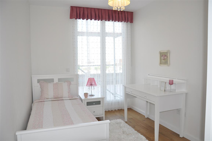 CCT 112 Project in Beylikduzu Modern Yatak Odası CCT INVESTMENTS Modern