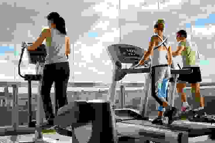 CCT 112 Project in Beylikduzu Modern Fitness Odası CCT INVESTMENTS Modern