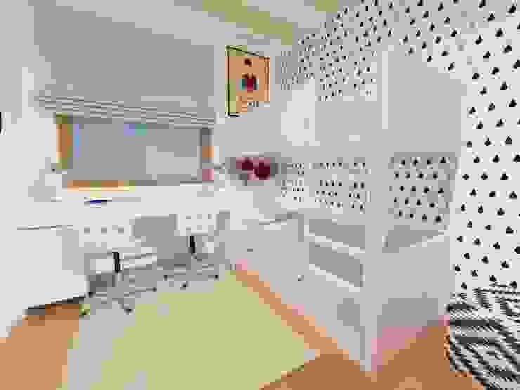 Sibling room Skandinavische Kinderzimmer von homify Skandinavisch