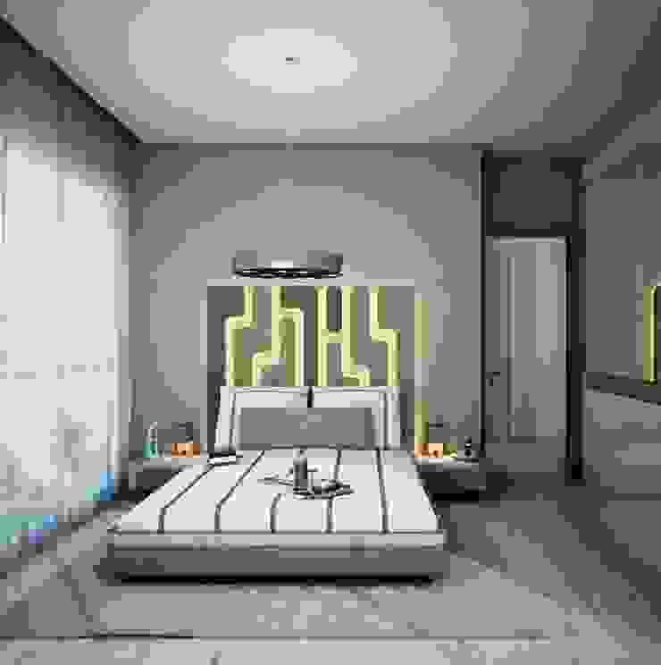 CCT 143 Project in Gunesli Modern Yatak Odası CCT INVESTMENTS Modern
