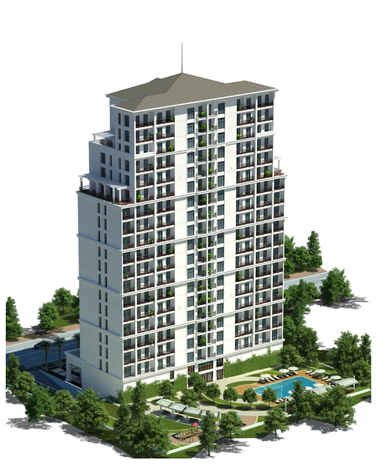 CCT 144 Project in Beylikduzu Modern Evler CCT INVESTMENTS Modern