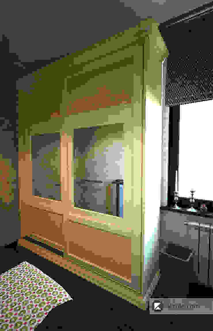 Загородный дом в Приозерске Ванная комната в стиле модерн от Kitole Модерн