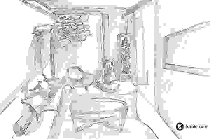 Загородный дом в Приозерске:  в современный. Автор – Kitole, Модерн