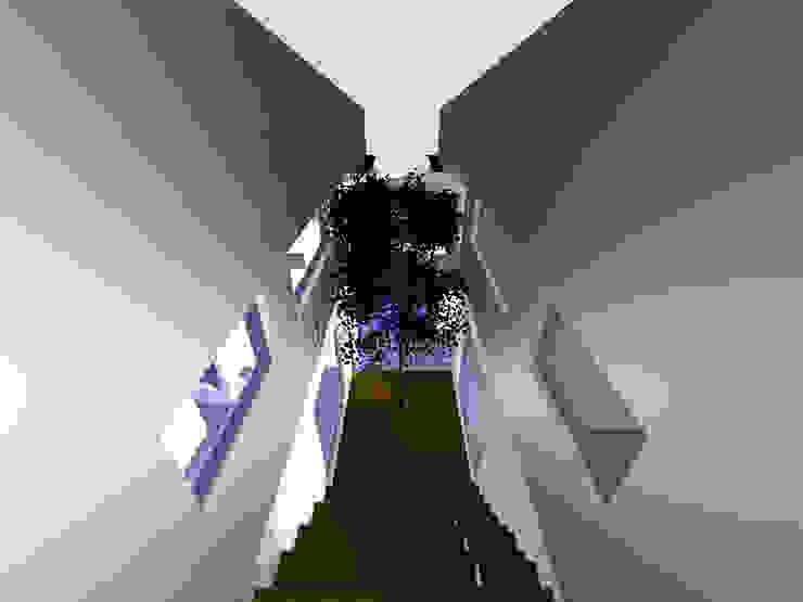 세자매 하우스 : 예공건축 의 현대 ,모던