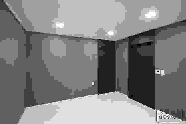 부산 사하구 당리동 주택 인테리어 디자인 : 로하디자인의  거실