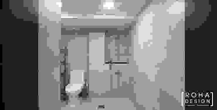 부산 사하구 당리동 주택 인테리어 디자인 모던스타일 욕실 by 로하디자인 모던