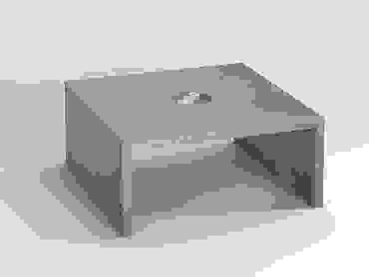 Concrete furnitures Bettoni by DecoMania.pl Minimalist
