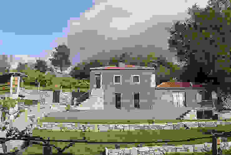 Casas de estilo rural de paulo4 Rural