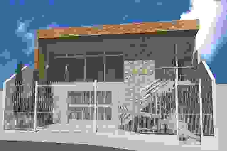 projeto por karen viegas arquitetura e gerenciamento Moderno