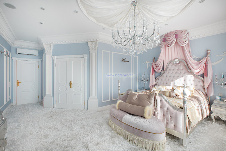 Classic style bedroom by homify Classic Paper