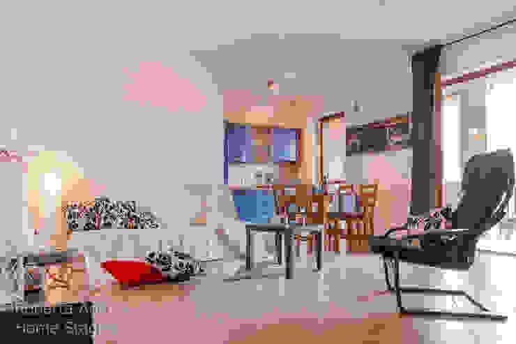 DOPO Zona Giorno di Studio StageRô di Roberta Anfora - Home Staging & Photography