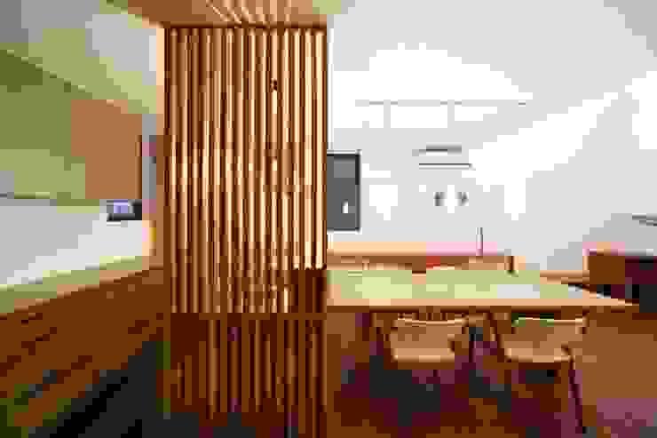 Dapur Modern Oleh 6th studio / 一級建築士事務所 スタジオロク Modern