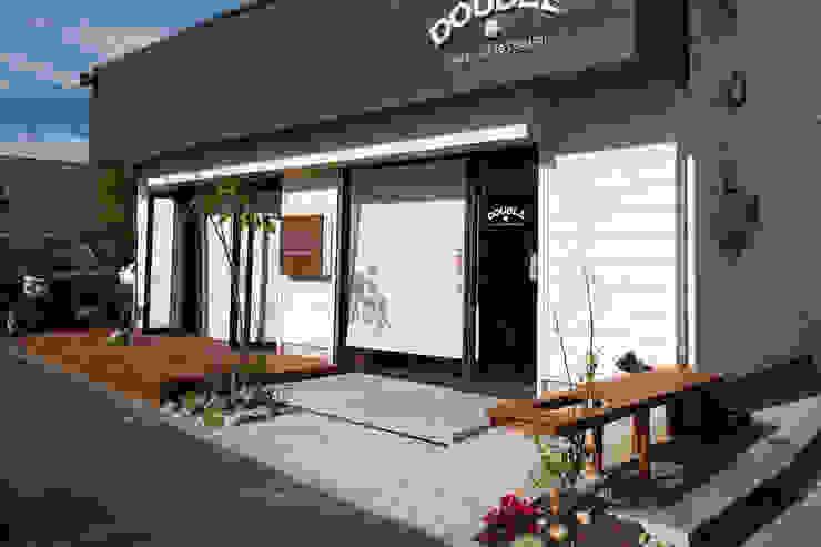 GOODOUBLE - 写真06: 平山庭店が手掛けた折衷的なです。,オリジナル